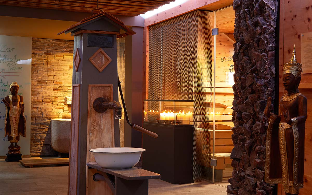 European Ayurveda Spa Bad Waltersdorf: Ayurvedic wellness in Styria