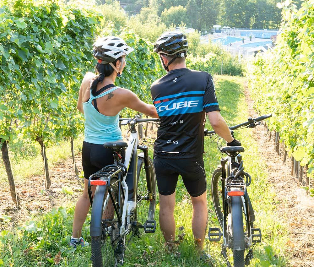 Styrian cycling holiday highlights