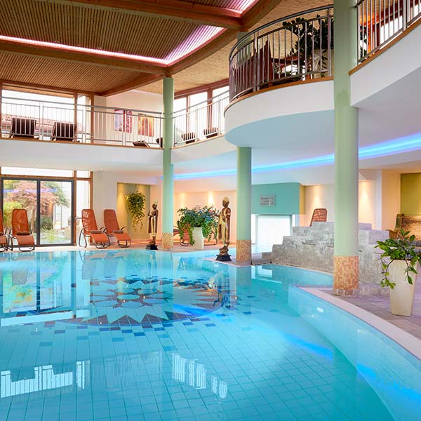 Thermal SPA -Included Services