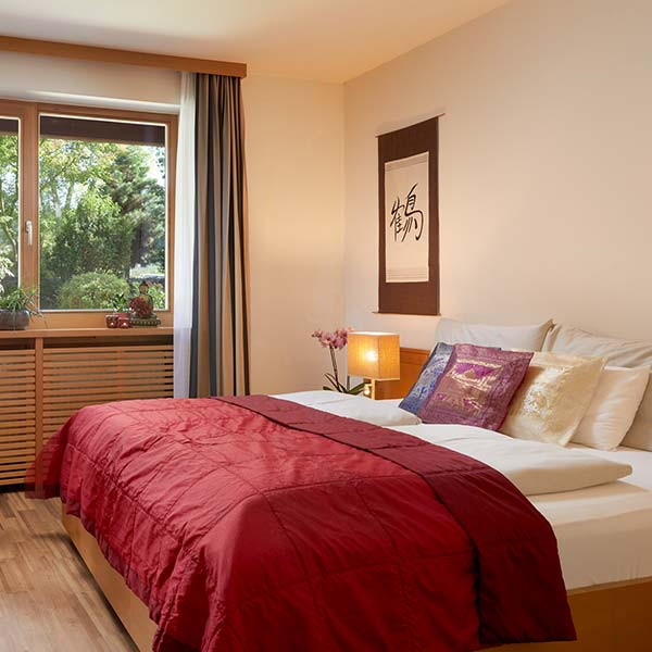 Zimmer & Suiten im Ayurveda Resort Mandira World of European Ayurveda Bad Waltersdorf Steiermark