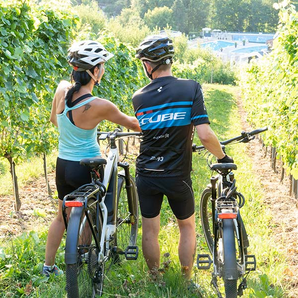 Radfahren Biken European Ayurveda Spa Bad Waltersdorf Steiermark