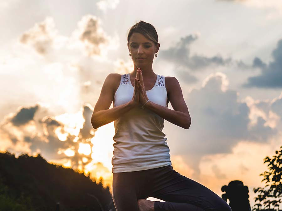 Yoga & Meditation European Ayurveda im Mandira in Bad Waltersdorf Steiermark