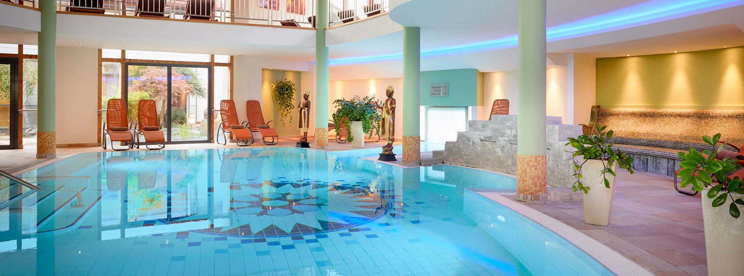 Thermal spa meets Ayurveda in Bad Waltersdorf, Styria