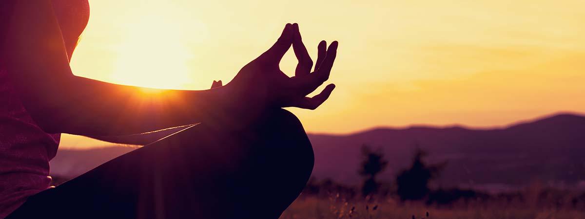 Mit Yoga und Meditation zu innerer Harmonie