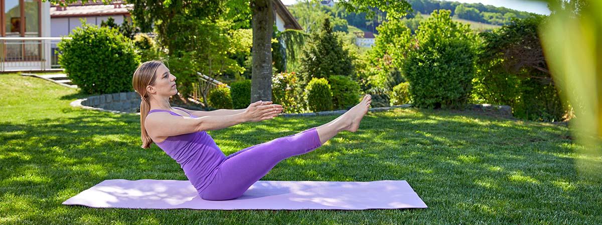 Yoga im European Ayurveda von der Matte zur eigenen Mitte