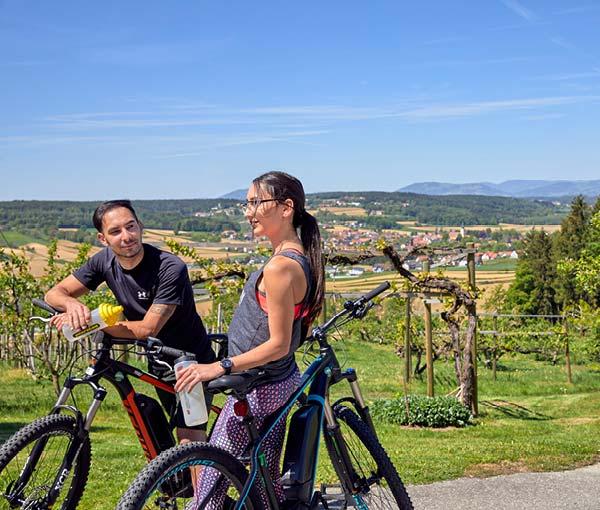 Radurlaub in der Steiermark im European Ayurveda Resort Mandira
