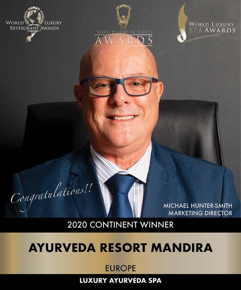 Europe's Best Luxury Ayurveda Spa 2020