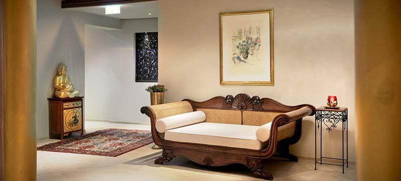 Ayurveda Resort MANDIRA Ayurveda Spa Spa Lounge
