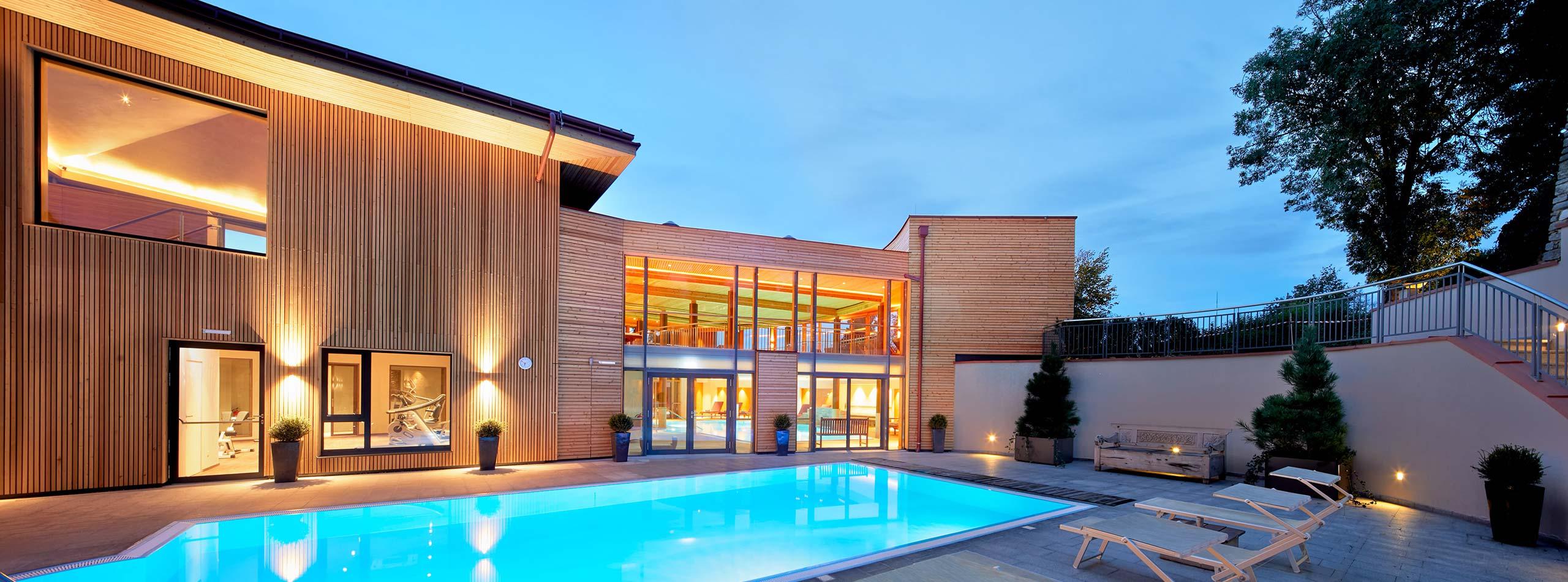Hotelhalle Ayurveda Hotel & Resort Mandira Ayurveda in Österreich