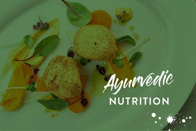 Ayurvedic Nutrition European Ayurveda
