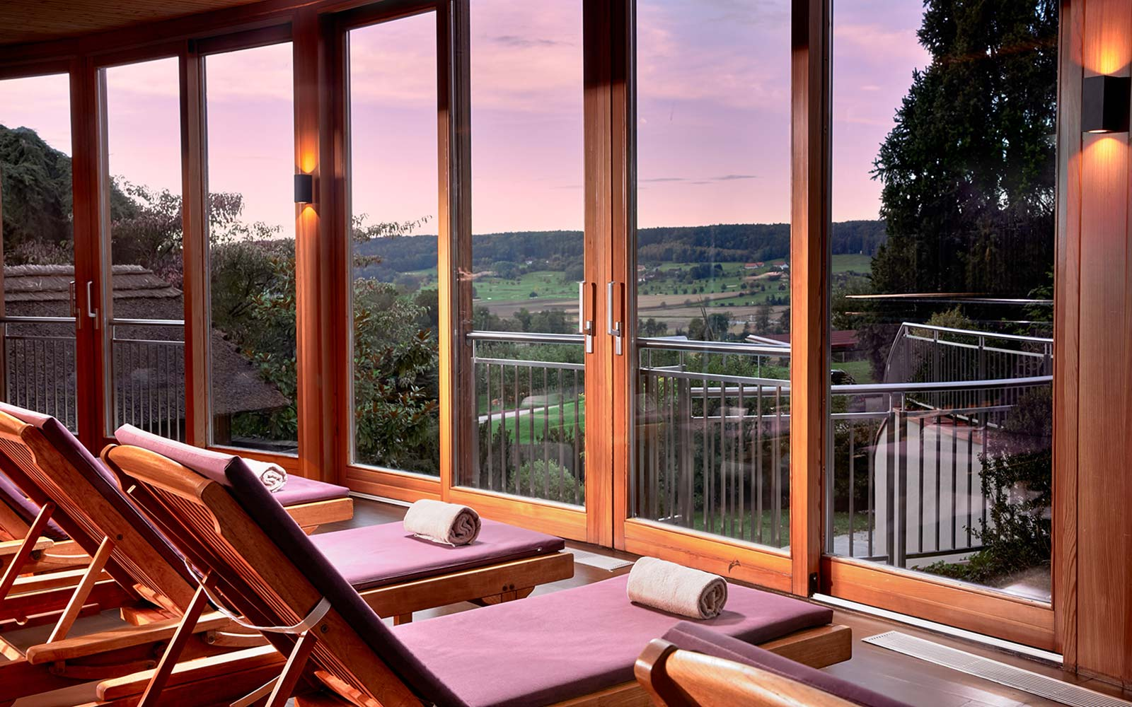 Ayurveda Resort Mandira Bad Waltersdorf Wellness