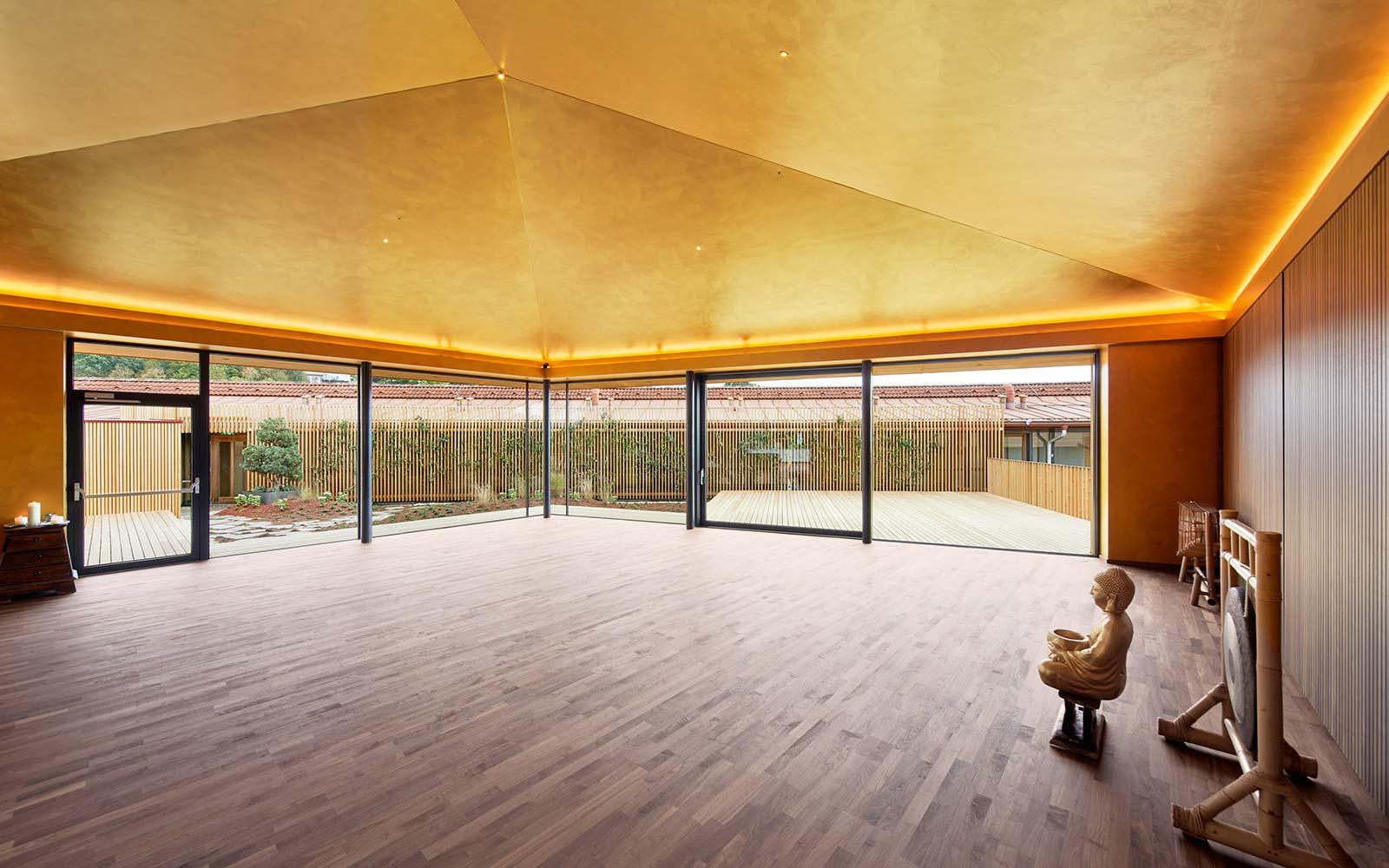 Ayurveda Resort Mandira Bad Waltersdorf Meditation