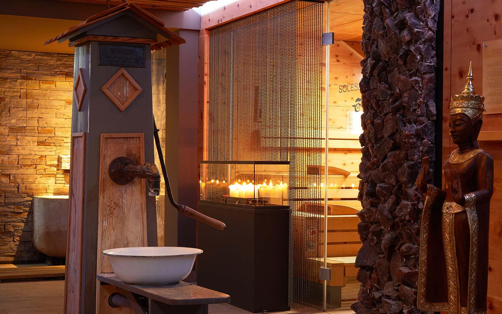 Ayurveda Resort Mandira Bad Waltersdorf Spa