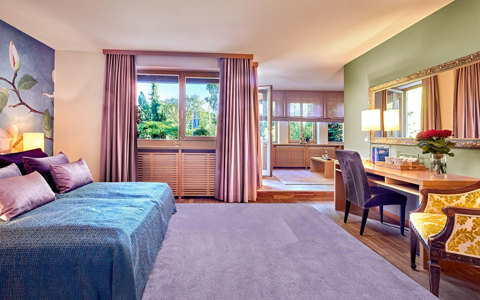 Ayurveda Resort Mandira Bad Waltersdorf Room