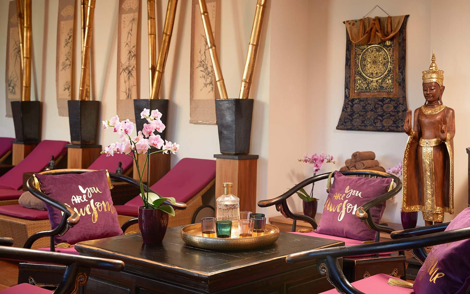 Ayurveda Resort Mandira Bad Waltersdorf Relax