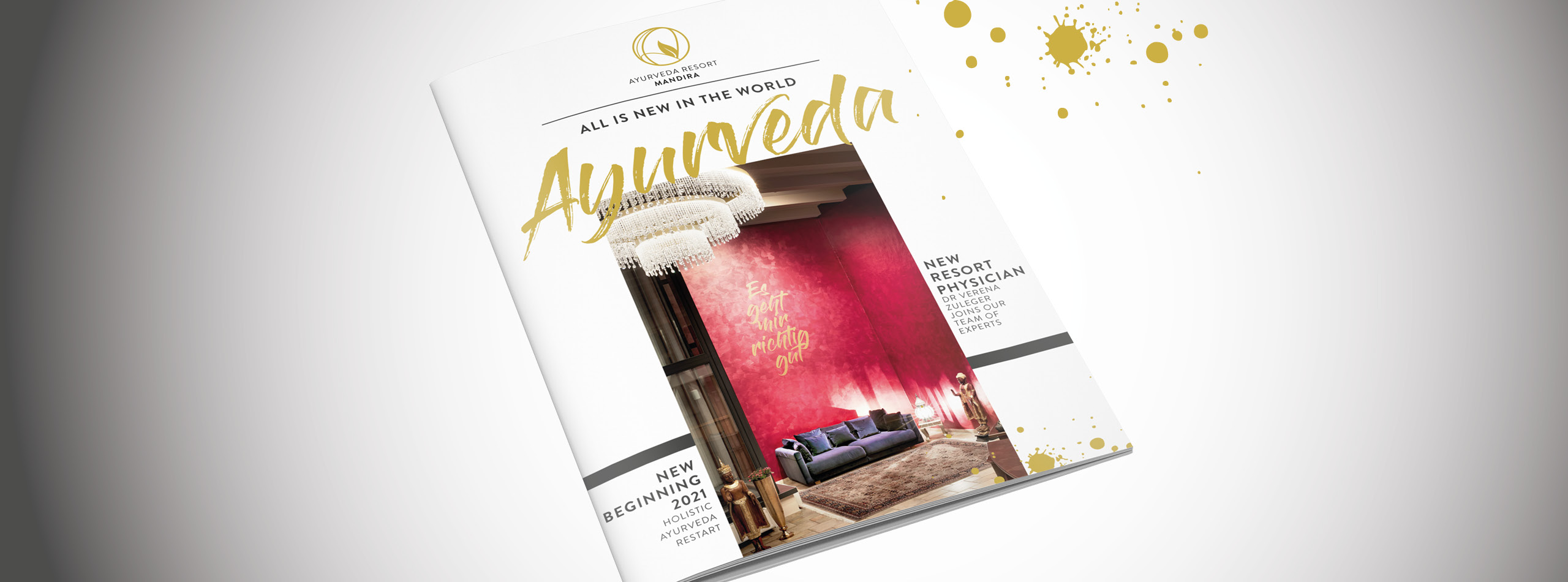 Downloads and brochure requests – Ayurveda® at the Mandira