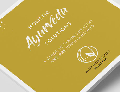 New Ayurveda Spa Brochure 2021