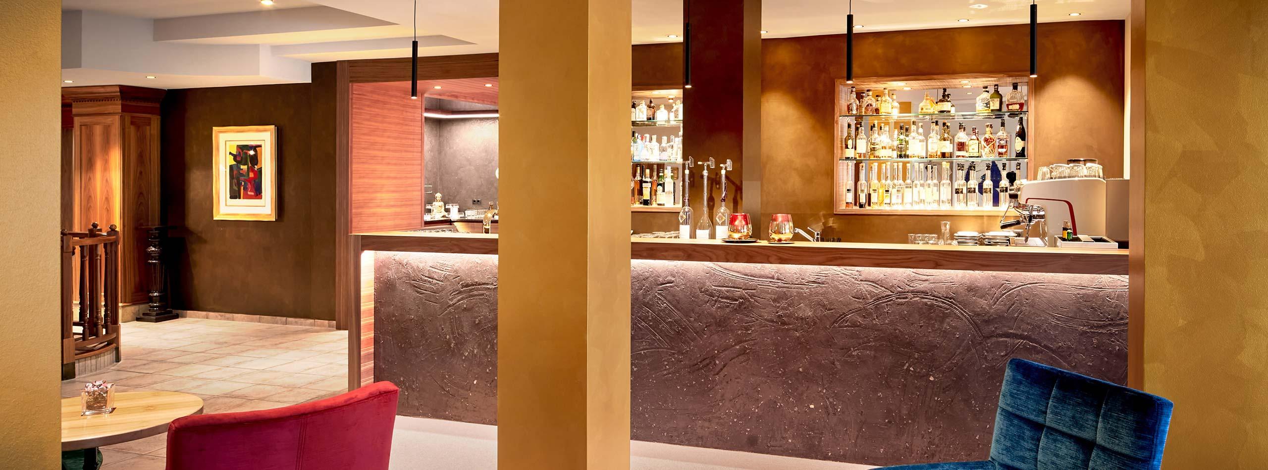 Bar & Lounge im Ayurveda Resort Bad Waltersdorf Steiermark