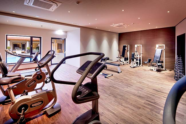 Ayurveda Gym for body and soul at the Ayurveda® spa in Styria