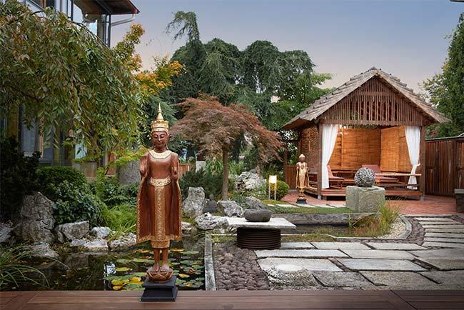 Ganeshas Garden Holistic Ayurveda Resort Mandira Bad Waltersdorf Steiermark