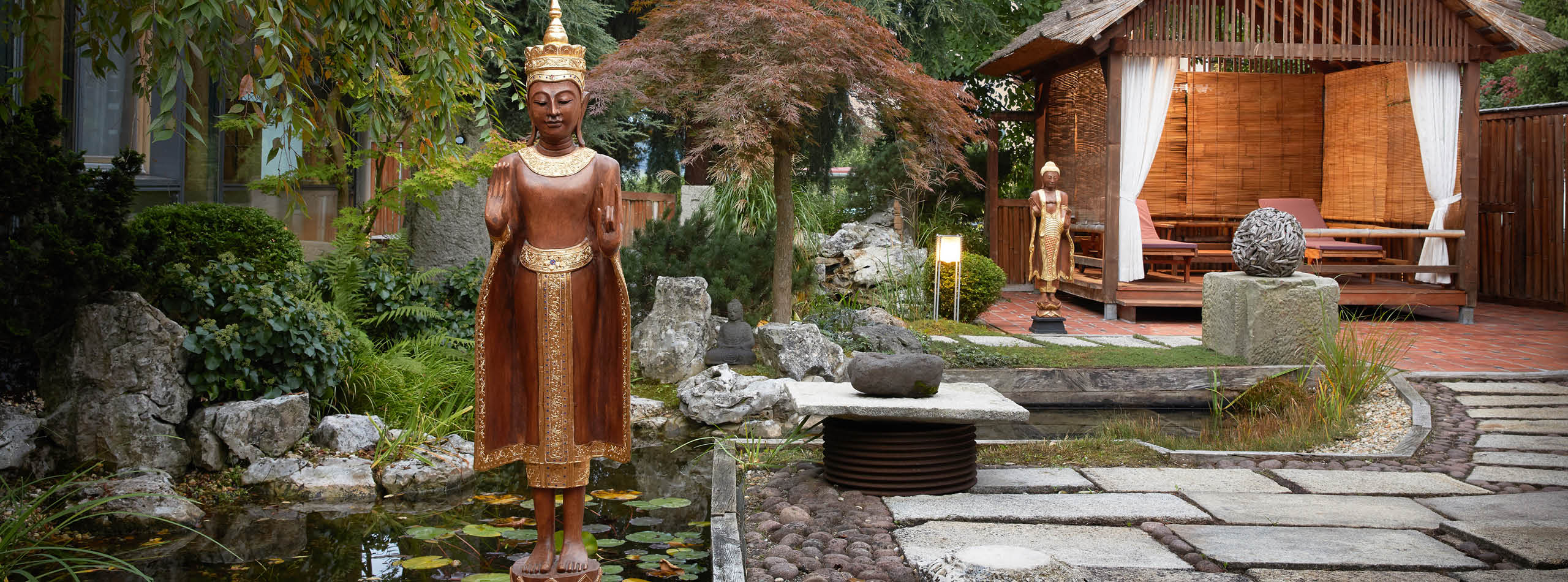 Ganeshas Garden Ayurveda Resort Mandira Bad Waltersdorf Steiermark