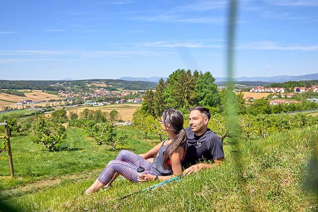Hiking in Bad Waltersdorf, Ayurveda Resort Mandira