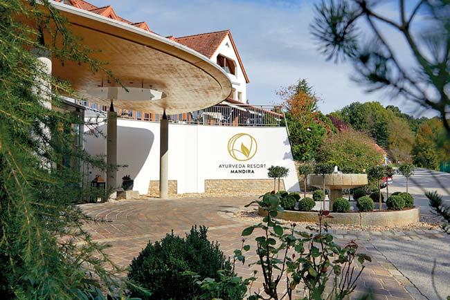 Ayurveda Resort Mandira Bad Waltersdorf